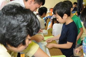 立川 宇宙の学校のつづき