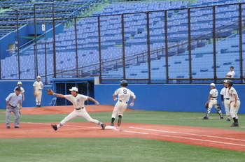 高校野球 西東京大会 準決勝 ハイライト第1弾
