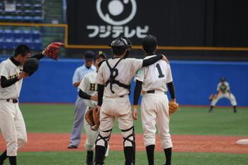 日野高校 西東京 vs日大三 第二弾!